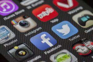 Social Media Profile   Maps Profile set up