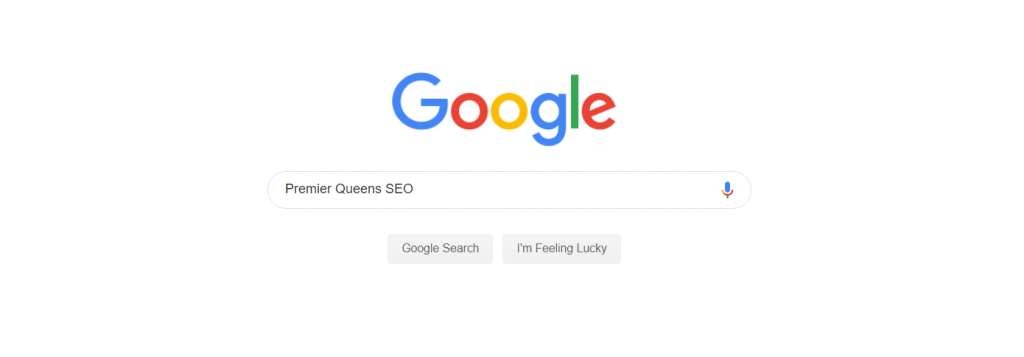 premier-queens-seo-google-search-box