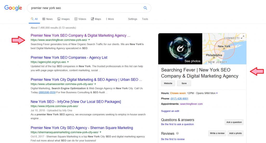 Premier New York Seo Company Digital Marketing Agency